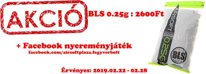 BLS Akció