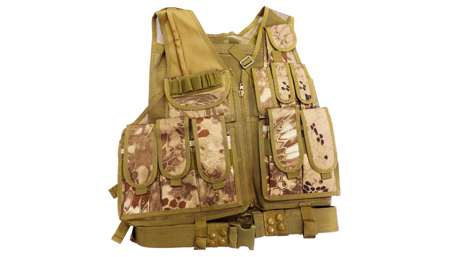 SWAT Taktikai Mellény - BANSHEE (VT045) - Taktikai Mellény - Airsoft ... 7ad04134f0