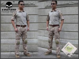 EMERSON Navy Seals Combat Suit (Nyári) XL - AOR1 (EM6917)