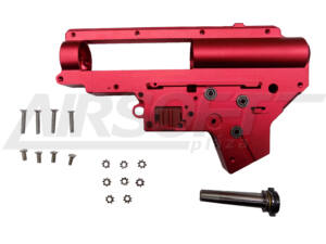 CNC Alumínium QD gearbox ház (V2)