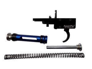 AirsoftPro Ver.3 CNC elsütő szett 170-es rugóval