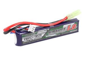 Turnigy nano-tech 1000mah 2S 20-40C Lipo Airsoft akkumulátor 9210000091