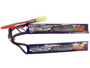 Turnigy nano-tech 1200mah 2S 15~25C Lipo Airsoft akkumulátor NG1200B.2S.15