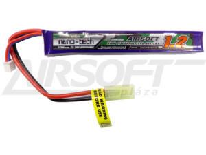 Turnigy nano-tech 1200mah 2S 25~50C Lipo Airsoft akkumulátor 9210000102