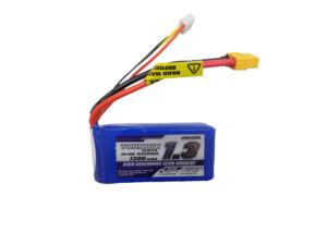 Turnigy nano-tech 1300mah 3S 30-40C Lipo Airsoft akkumulátor T1300.3S.30