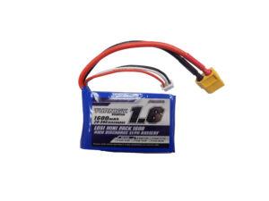 Turnigy nano-tech 1600mah 2S 20-30C Peq boxba való Lipo Airsoft akkumulátor*
