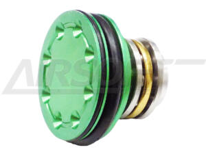 BIG DRAGON Alumínium dugattyúfej Dupla O gyűrűvel