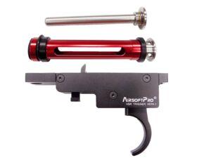 AirsoftPro VSR Ver.4.1 CNC elsütő szett rugó nélkül