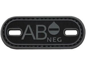 3D PVC PATCH AB- 204