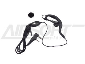 Baofeng UV-6RA kétsávos (UHF/VHF) kézi adó-vevő