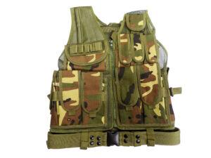 SWAT Taktikai Mellény - WOODLAND (VT045) - Taktikai Mellény ... cd7676dec0