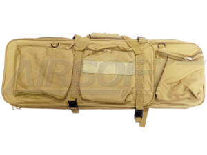 Fegyvertáska nagy zsebes TAN - 85*32