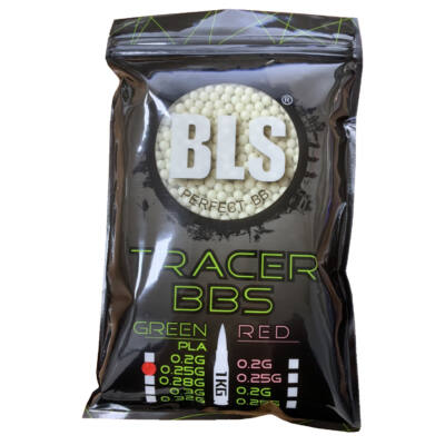 BLS BIO TRACER 0,25G AIRSOFT BB (4000DB)