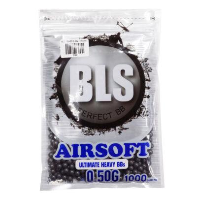 BLS SZÜRKE 0,50g AIRSOFT BB (1000DB)