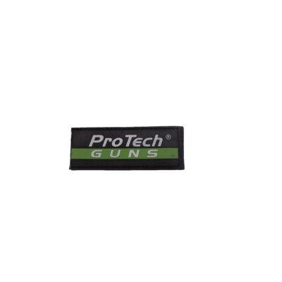 3D PVC PATCH -  PROTECH - ZÖLD