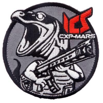 3D PVC PATCH - ICS CXP-MARS