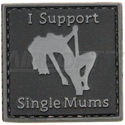 3D PVC PATCH I SUPPORT 51