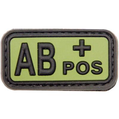 3D PVC PATCH AB+ 75