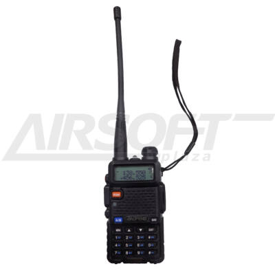 Baofeng UV-5R  kétsávos (UHF/VHF) kézi adó-vevő