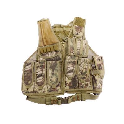 SWAT Taktikai Mellény - HIGHLANDER (VT045)