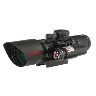 Távcső 3-10x42E M9 lézerrel