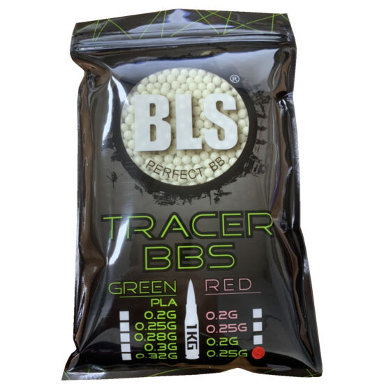 BLS TRACER 0,25G AIRSOFT BB (4000DB)