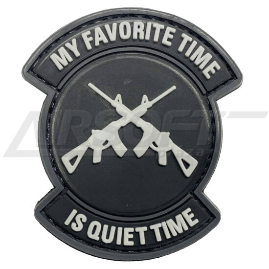 PATCH 0077 - MY FAVORITE TIME