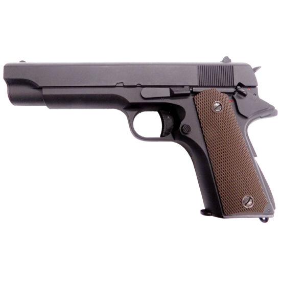 CYMA M1911 Fekete LiPo akkumulátorral (CM.123)