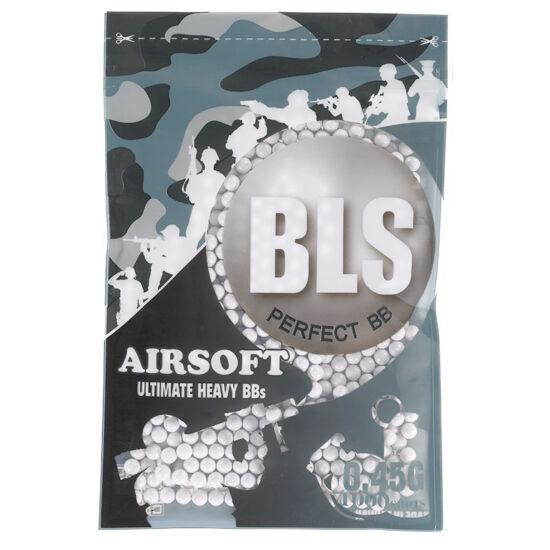 BLS FEHÉR 0,45G AIRSOFT BB (1000DB)