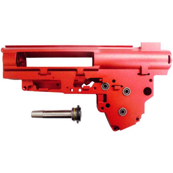 CNC ALUMÍNIUM QD GEARBOX HÁZ (V3)